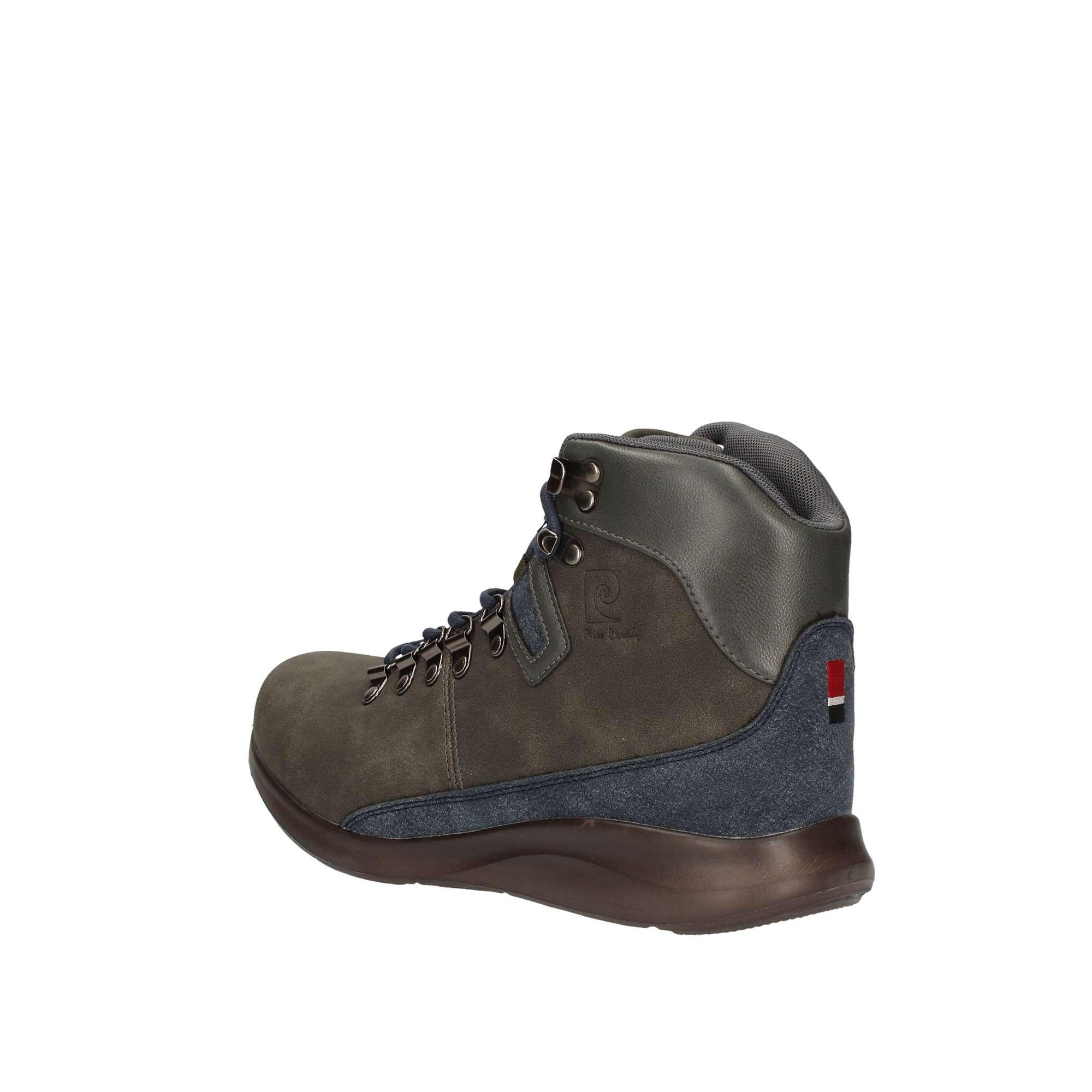 Uomo Pierre Sneakers inverno Pc731 Cardin Autunno Grigio xwPZnHBPq