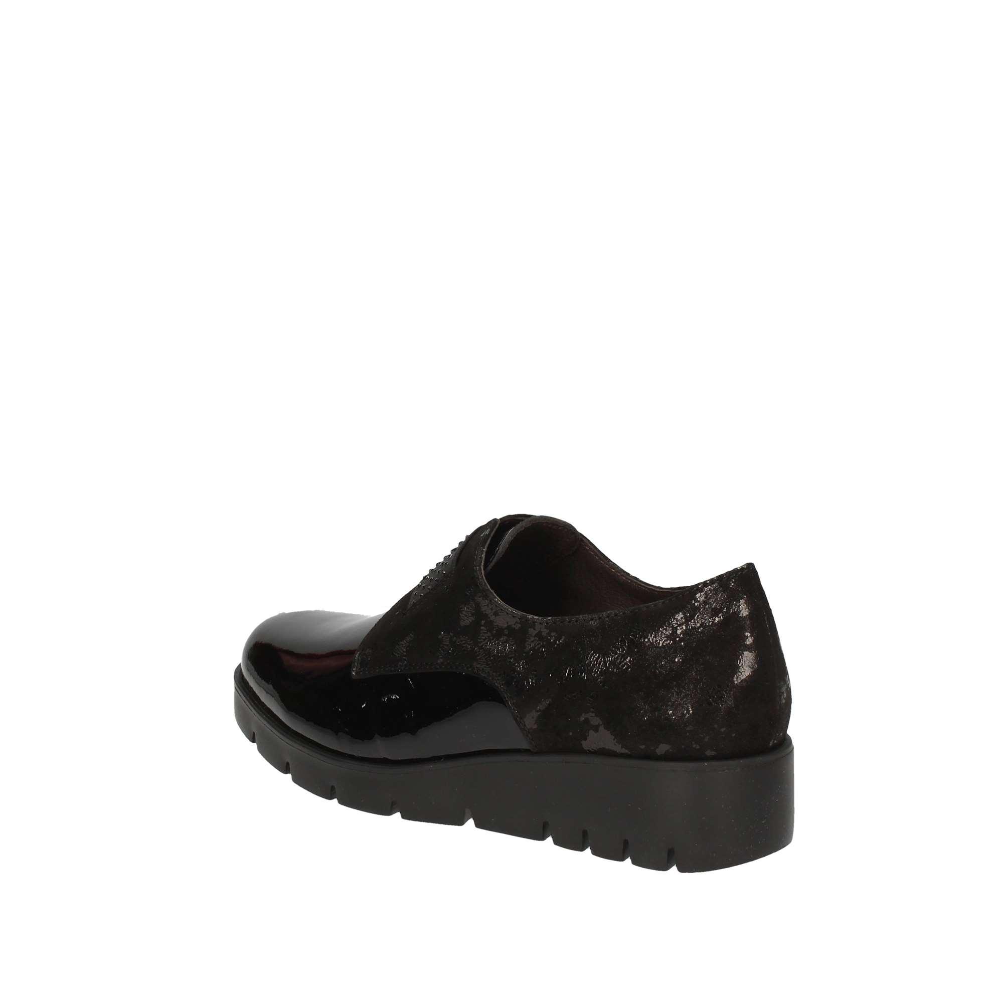 zapatos SUSIMODA Stringate SUSIMODA zapatos 9806 73 negro STRINGATA mujer Autunno Inverno e03de8