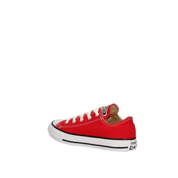 CONVERSE low Red