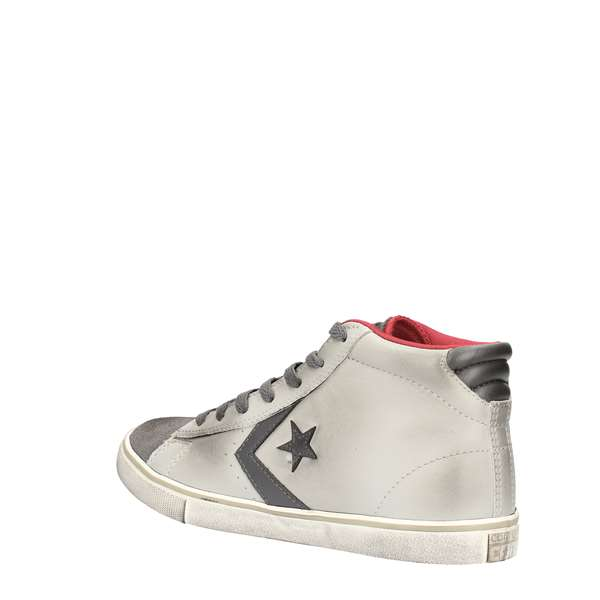 CONVERSE  high Grey clair