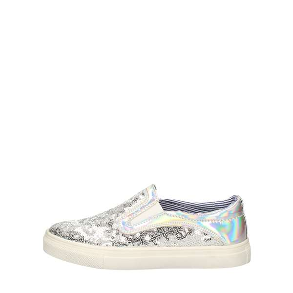 ASSO Slip on Silver