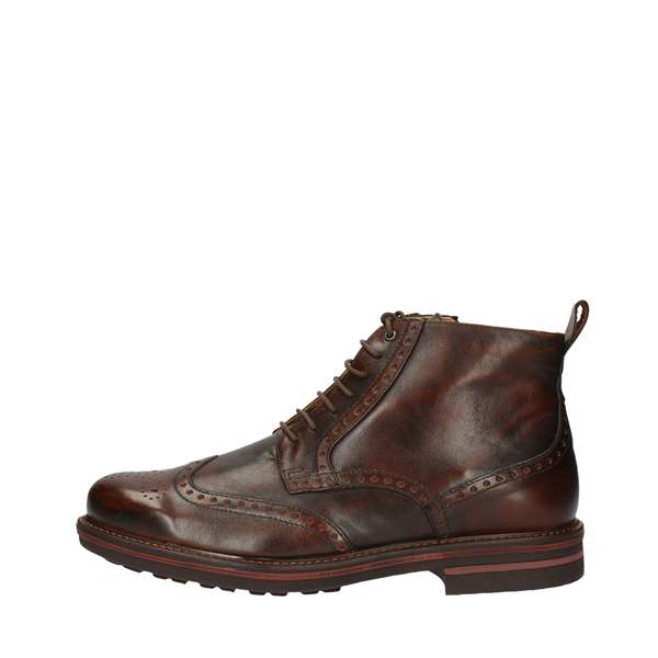 ZEN AGE Ankle Brown