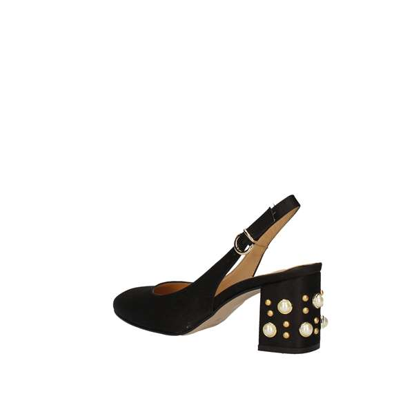 BOTTEGA LOTTI With heel Black