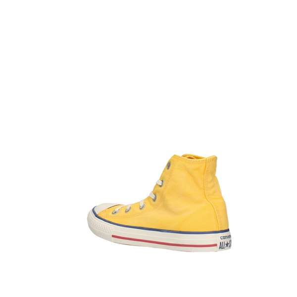 CONVERSE  high Yellow