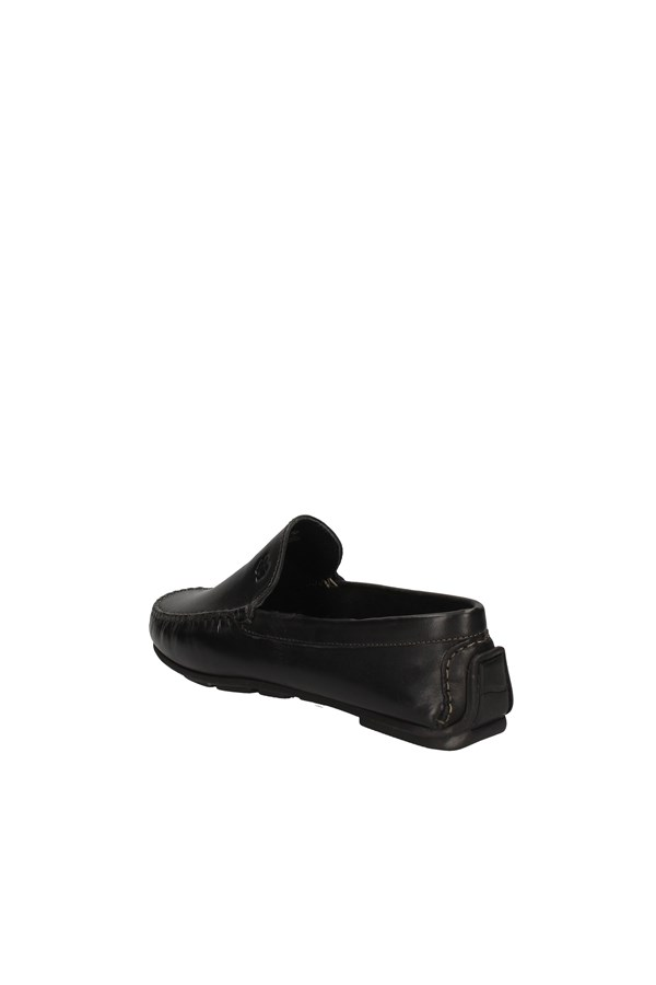 WILD LAND Loafers BLACK