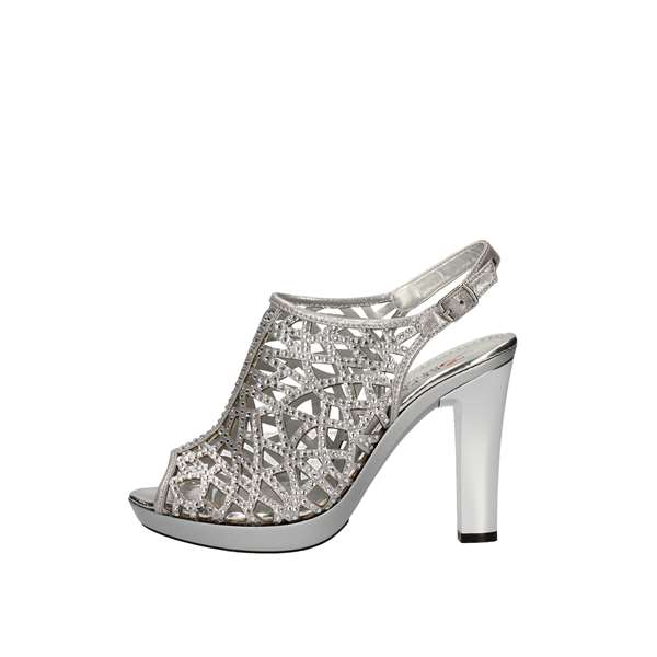 REPO With heel Silver