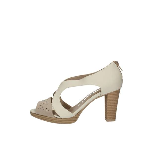 COMART With heel BEIGE