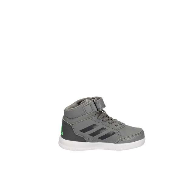 scarpe adidas bambino alte