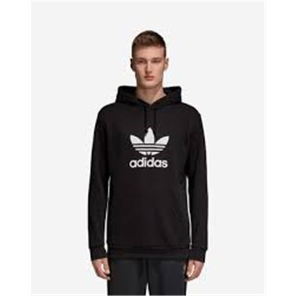 ADIDAS Hooded BLACK