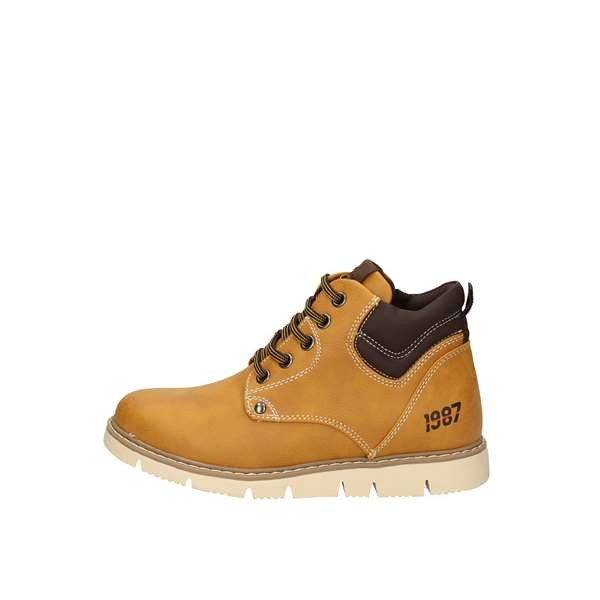 ASSO Ankle Yellow