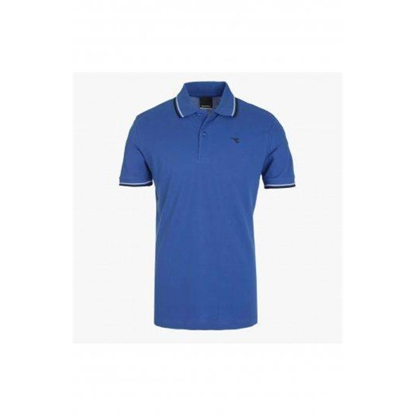 DIADORA Short sleeves BLUE