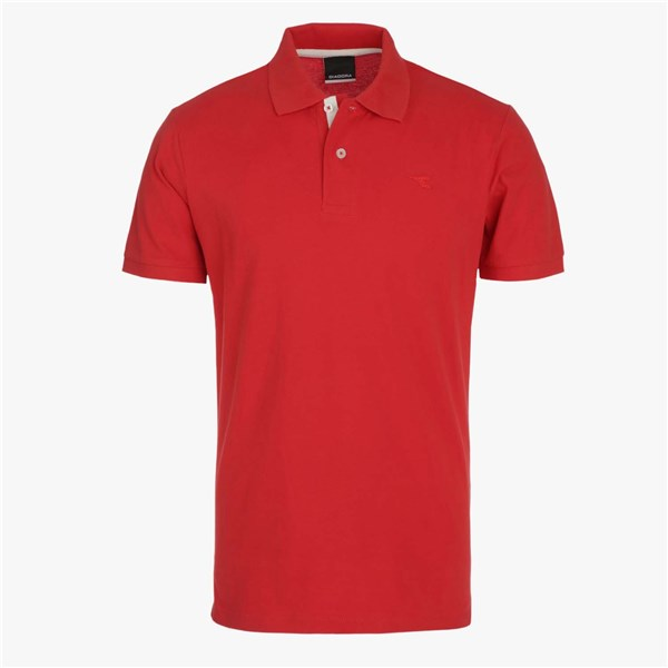 DIADORA Short sleeves RED