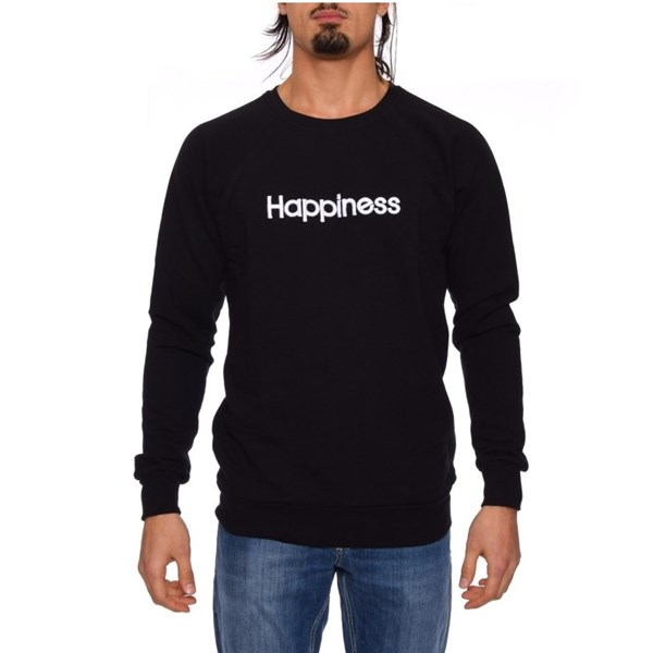 HAPPINESS Choker BLACK