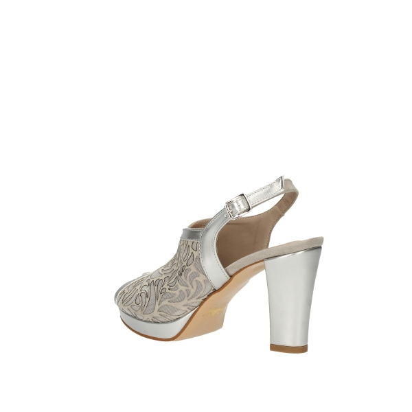 COMART With heel Grey