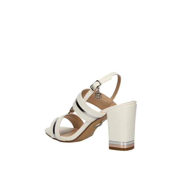 LAURA BIAGIOTTI With heel White