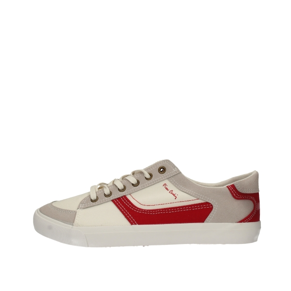 PIERRE CARDIN low White