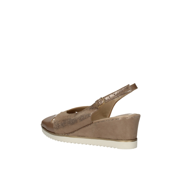 ROMAGNOLI  With wedge BEIGE
