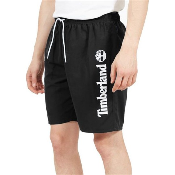 TIMBERLAND Shorts BLACK