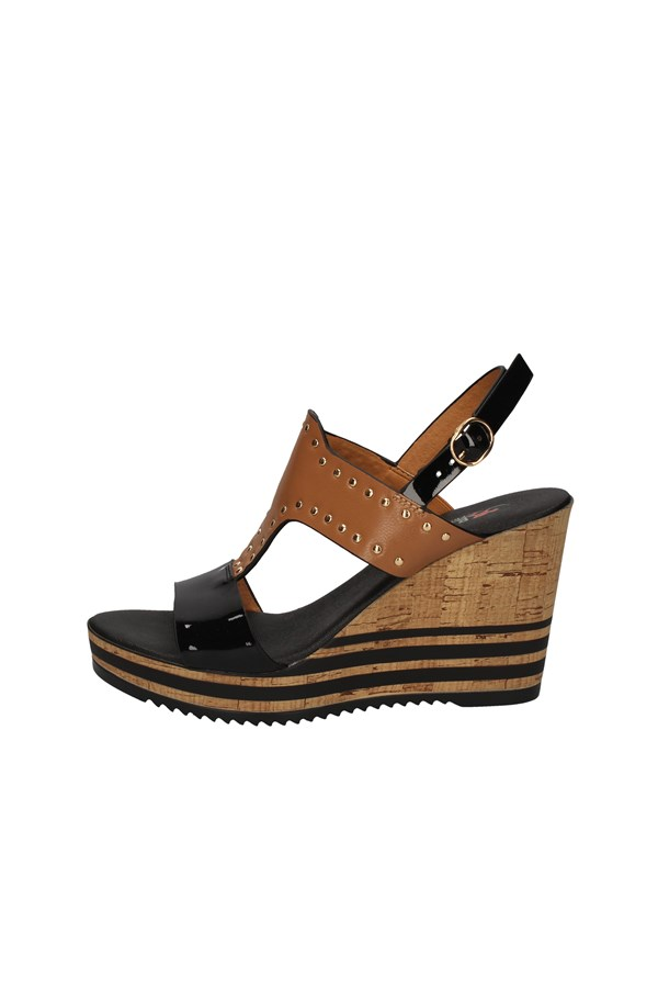 REPO WEDGES LEATHER