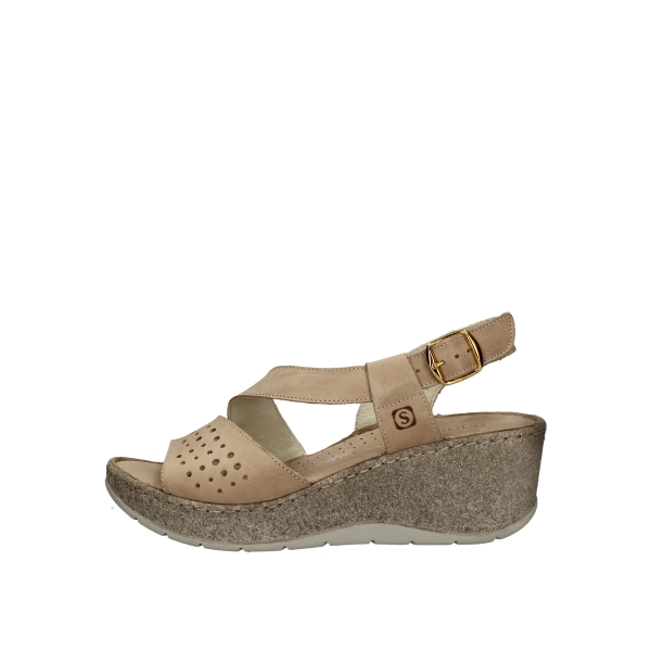 SINTONIE  With wedge taupe
