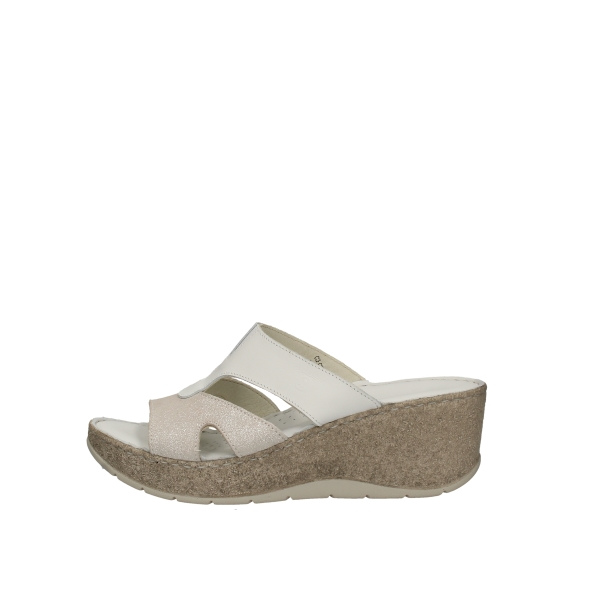 SINTONIE  With wedge White