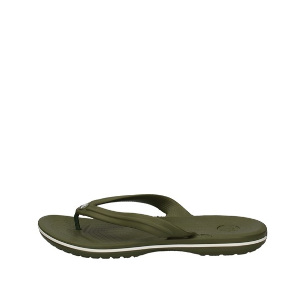 CROCS Ciabatta Green