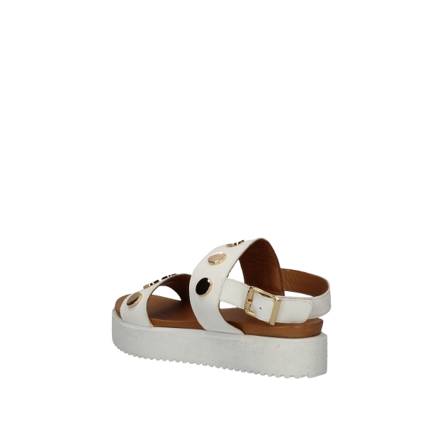 DONNA STYLE Low White
