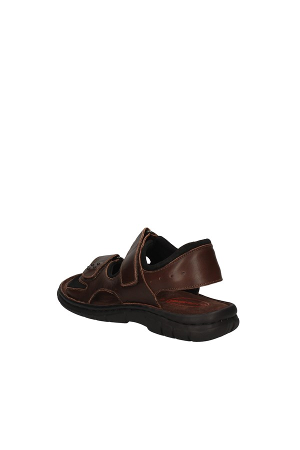 WAGE SANDALS BROWN