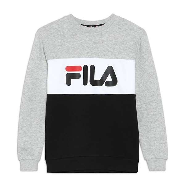 FILA crew-neck GREY