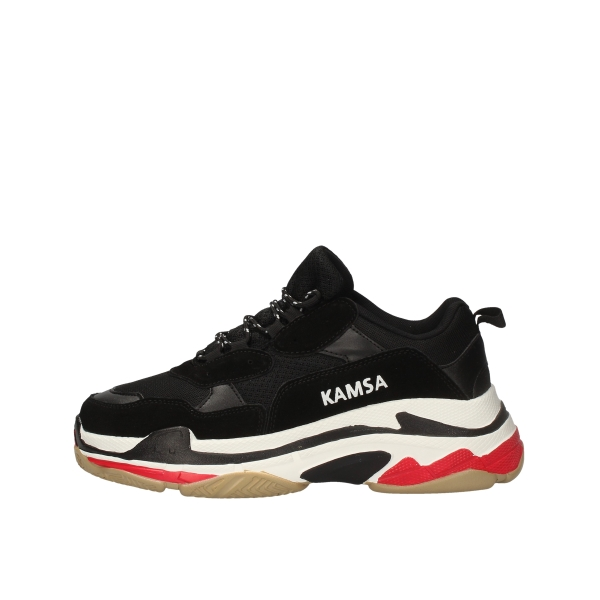 KAMSA low BLACK