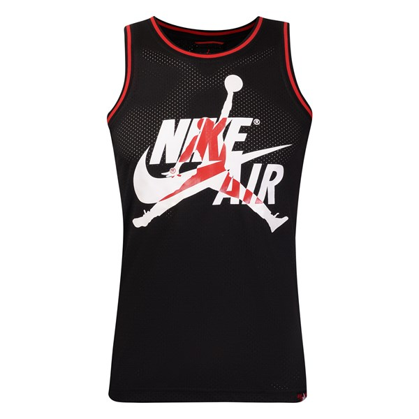 NIKE Tanks BLACK
