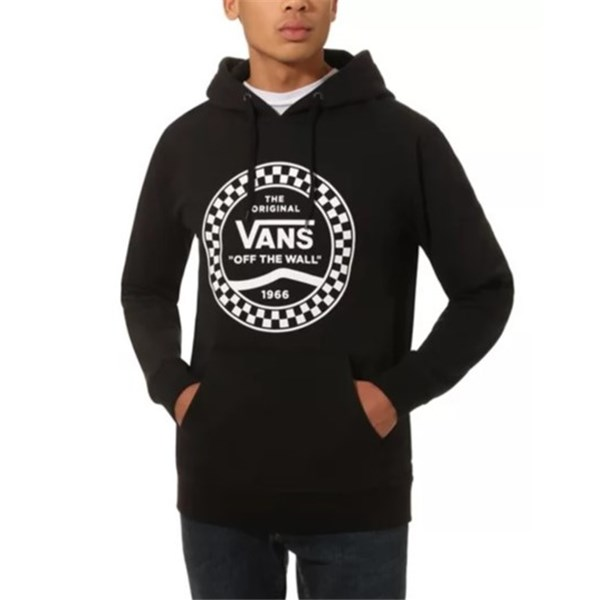 VANS Hooded BLACK