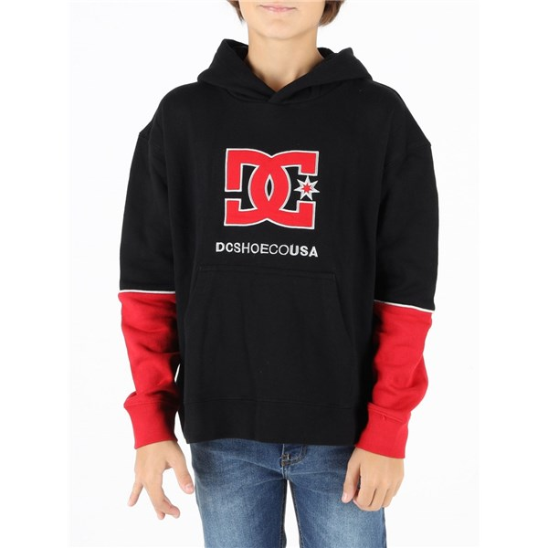 DC Hooded BLACK