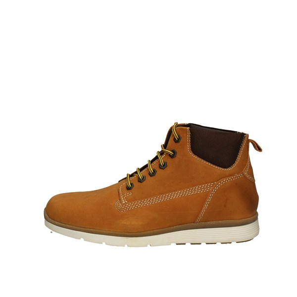 WILD LANDLaced  Ankle BUELL YELLOW