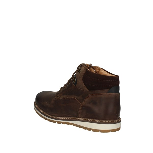 WILD LAND Ankle BROWN