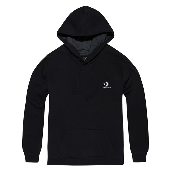 CONVERSE Hooded BLACK