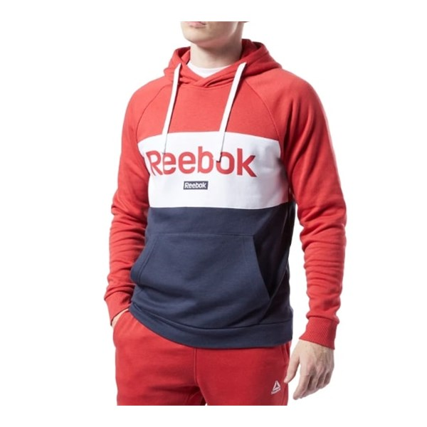 REEBOK Hooded RED