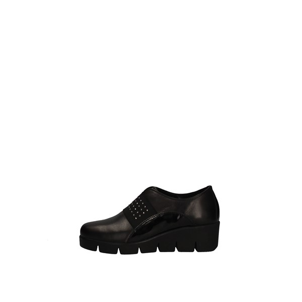 MILENA Slip on BLACK