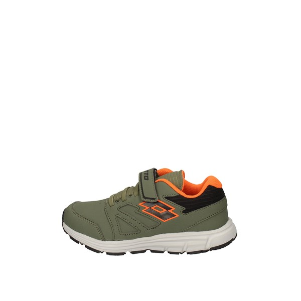 LOTTO low MILITARY GREEN