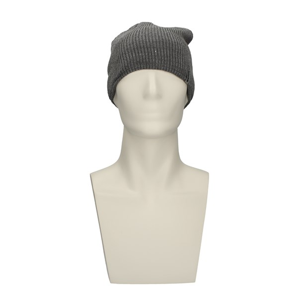 CHARRO Beanie LIGHT GREY