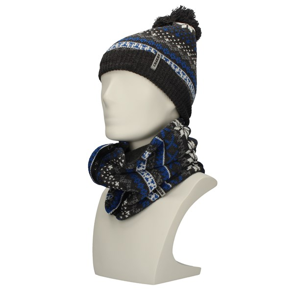 CHARRO neck warmer BLUE