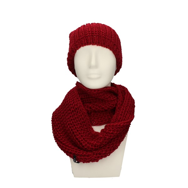 CHARRO neck warmer RED