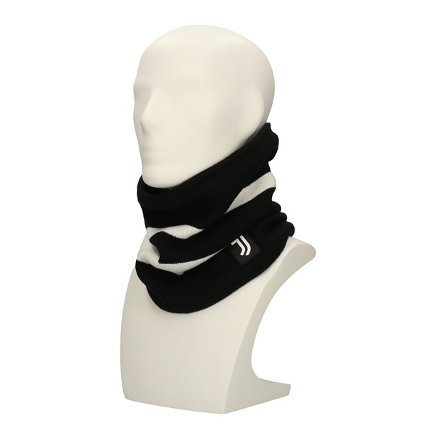 ENZO CASTELLANO neck warmer BLACK