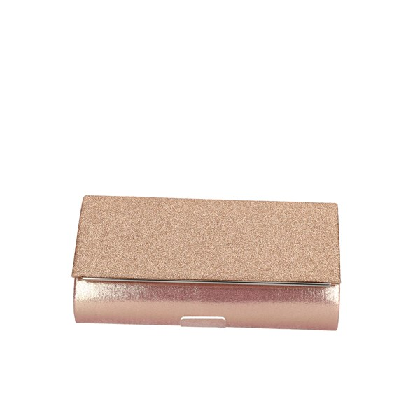 MARINA GALANTI evening bags COPPER