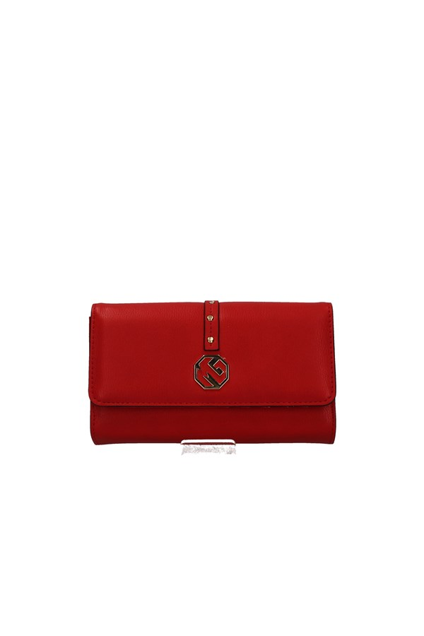MARINA GALANTI Banknote holder RED