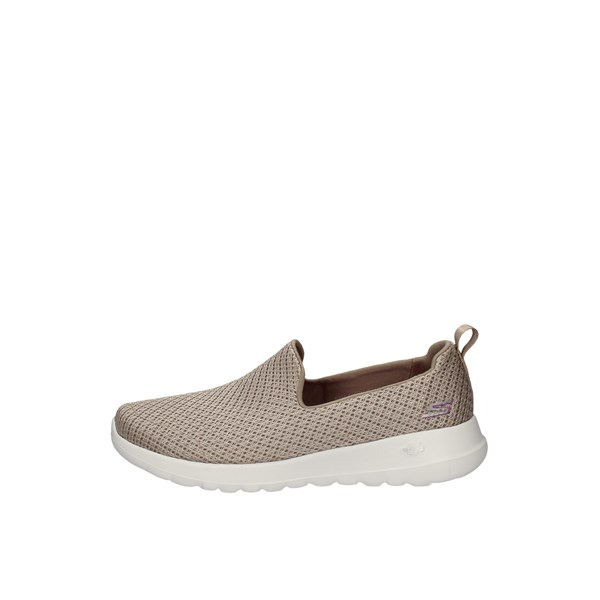 SKECHERS Slip on TAUPE