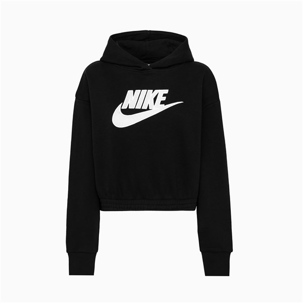 NIKE Hooded BLACK