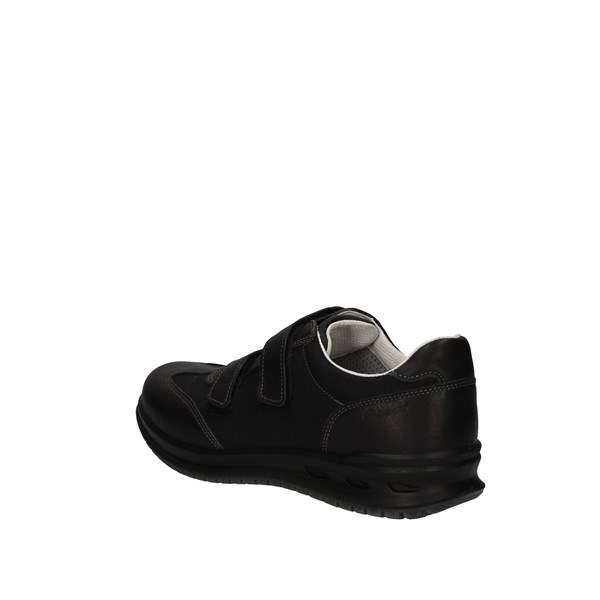 GRISPORT Loafers BLACK