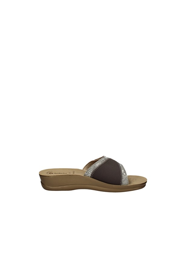 INBLU Low shoes Ciabatta Women VR 58 3