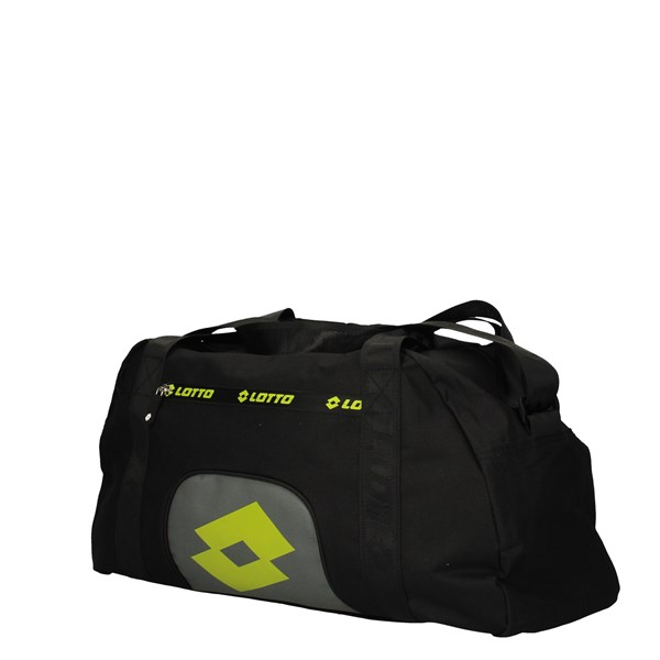 LOTTO DUFFLE BAG BLACK